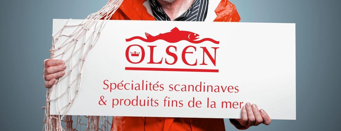 Spécialités scandinaves & produits fins de la mer